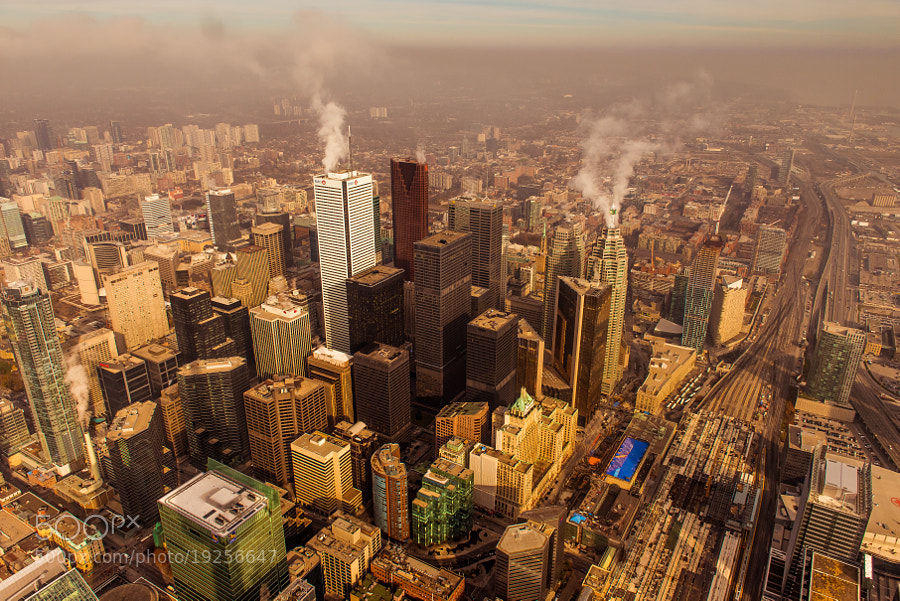 Growing City by Evgeny Tchebotarev (tchebotarev)) on 500px.com