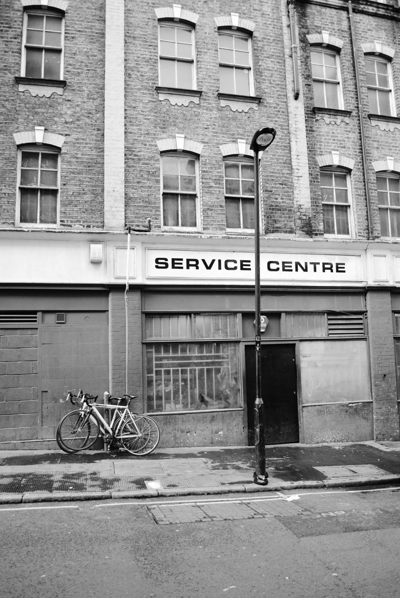 Photograph Service Centre 1 by David Walby on 500px