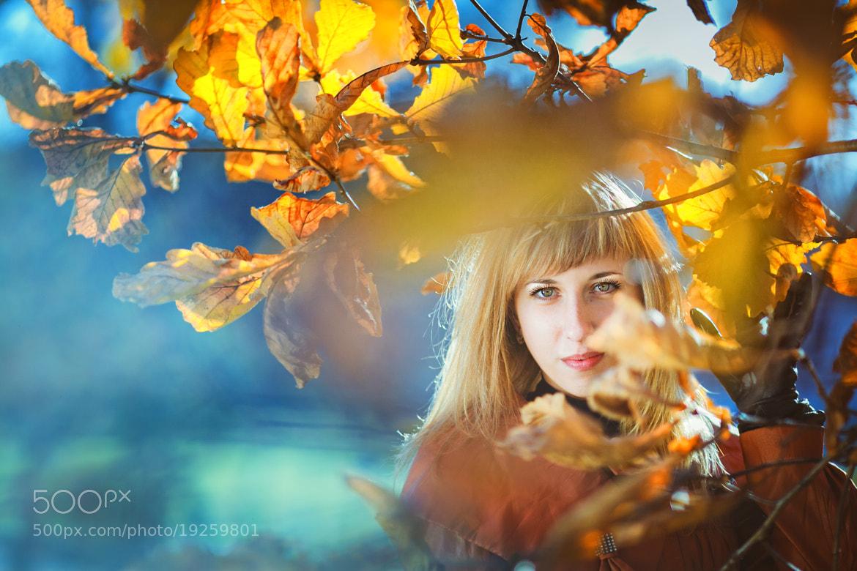 Photograph Zina by Irina Stelmakh on 500px