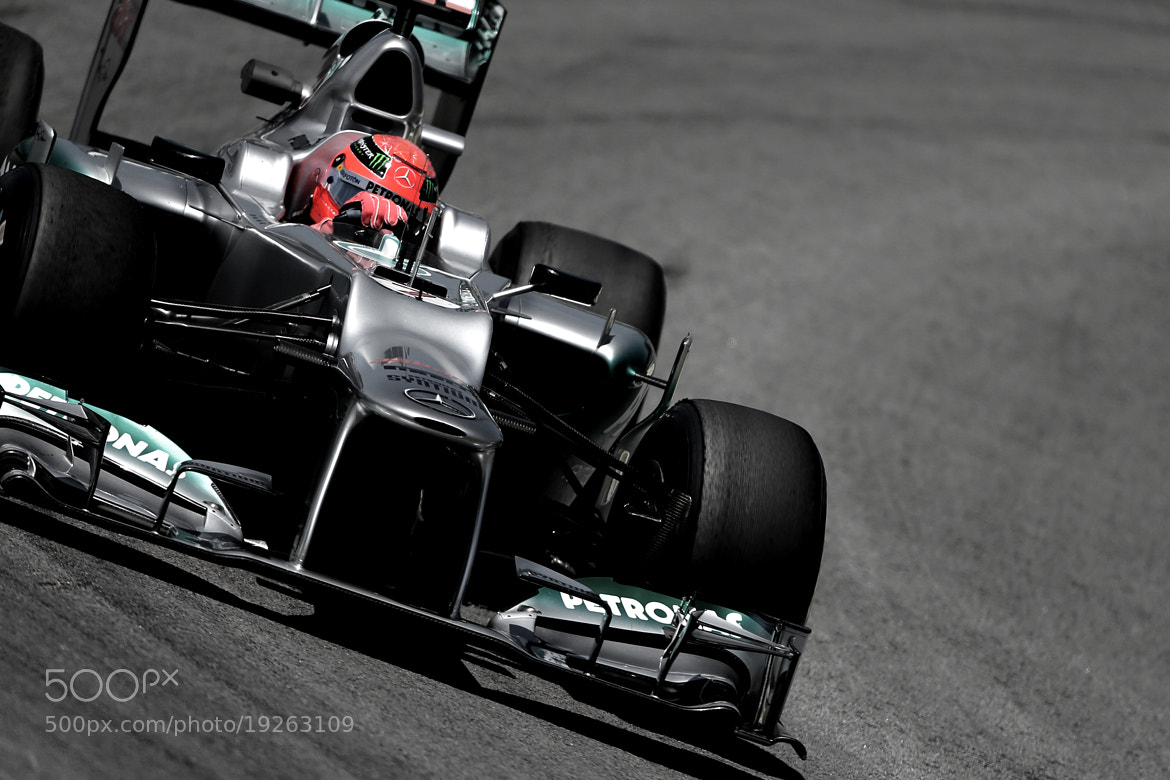 Photograph Michael Schumacher by Bruno  Terena on 500px