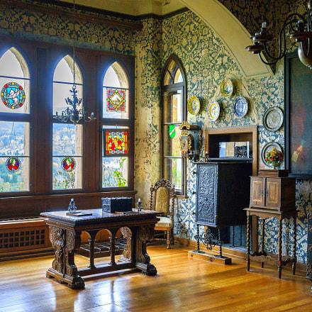 Interior Castle Lahneck