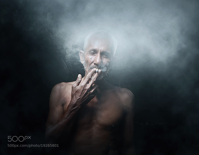 Photograph in a puff of smoke by Teuku Jody  Zulkarnaen on 500px