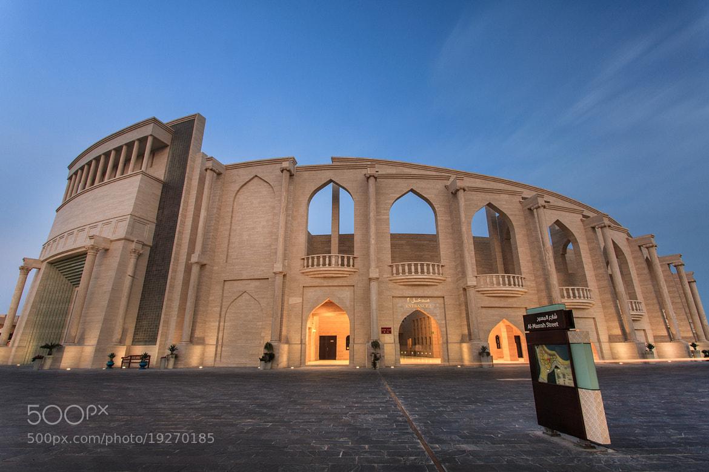Photograph Amphitheater Qatar by Helminadia Ranford on 500px