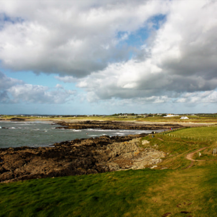 Porth Nobla, Anglesey, Wales