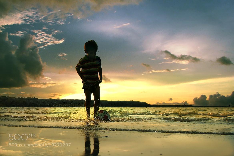 Photograph Sunset run by 3 Joko on 500px