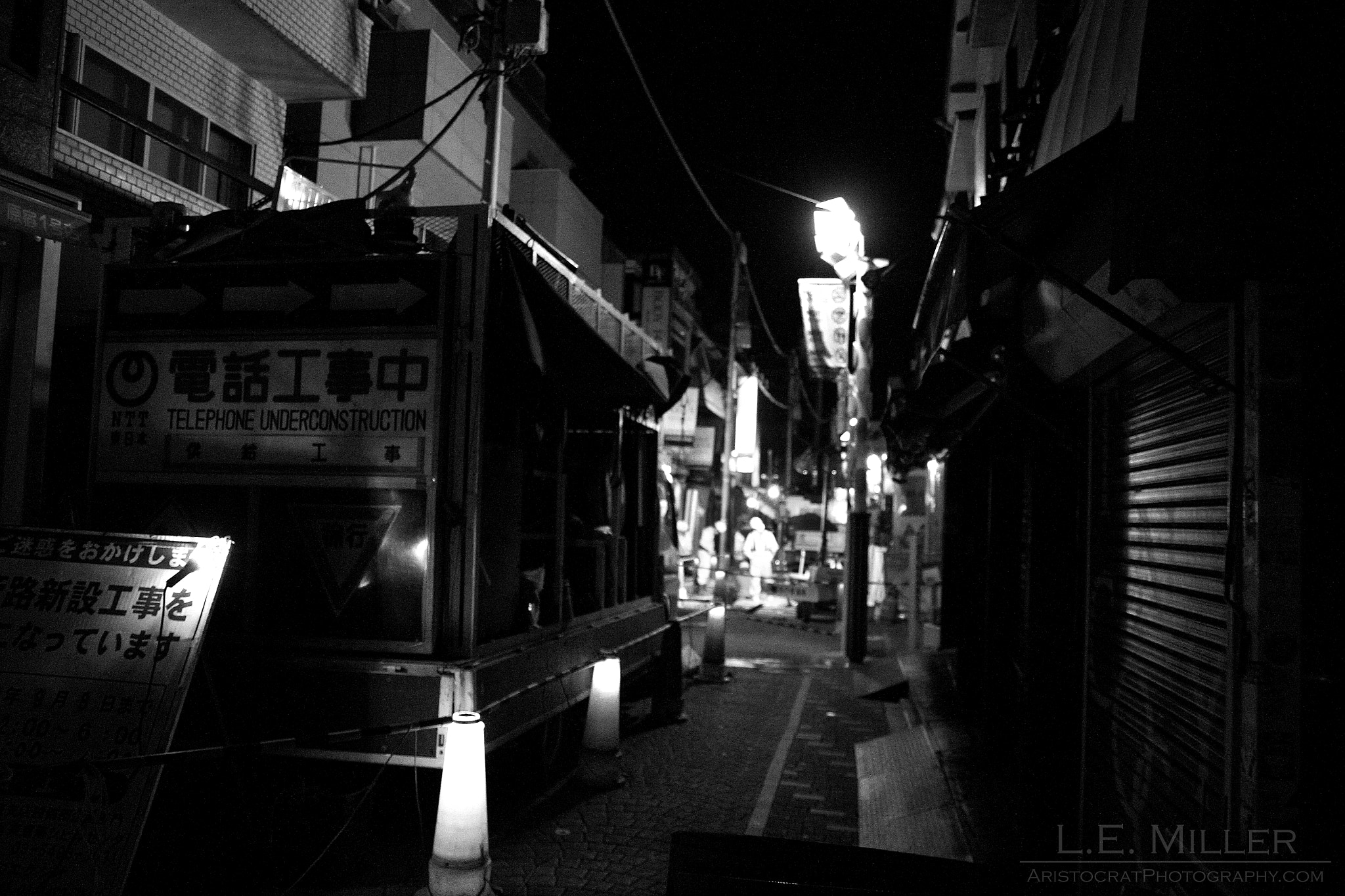 Photograph Takeshita After Dark by L.E. Miller on 500px