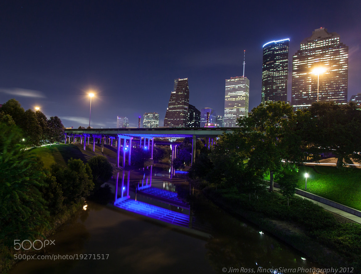 Photograph Houston's Buffalo Bayou!!! by Jim Ross on 500px