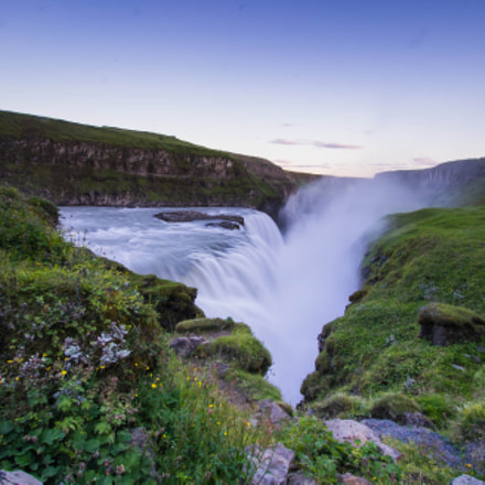 Gullfoss, Sony ILCE-7, Canon EF-S 10-22mm f/3.5-4.5 USM