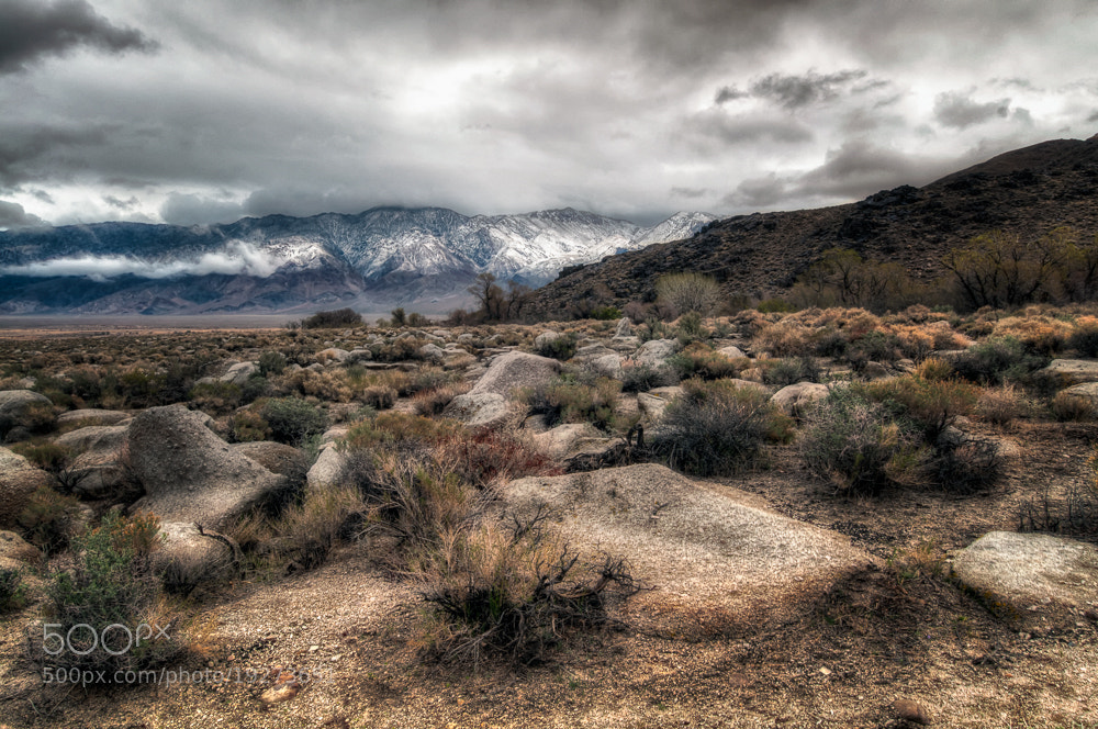 Photograph Rocks And Mountain  by Jennifer Magallon on 500px