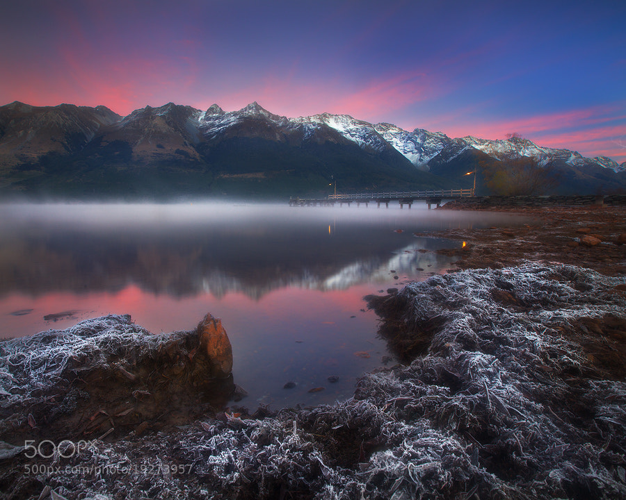 Photograph Morning Frosts by Dylan Toh  & Marianne Lim on 500px