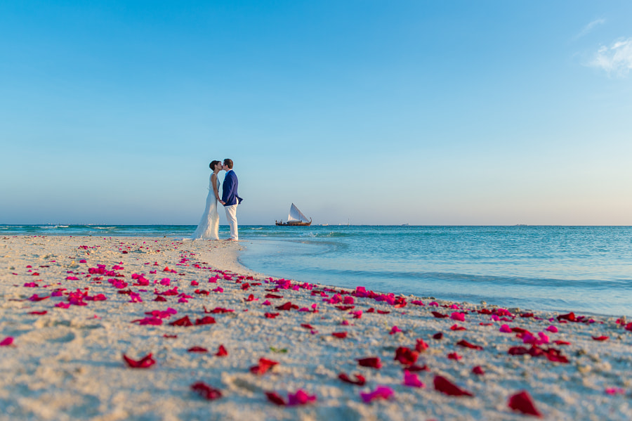 Wedding at Baros. by ShimahPhotos Maldives on 500px.com