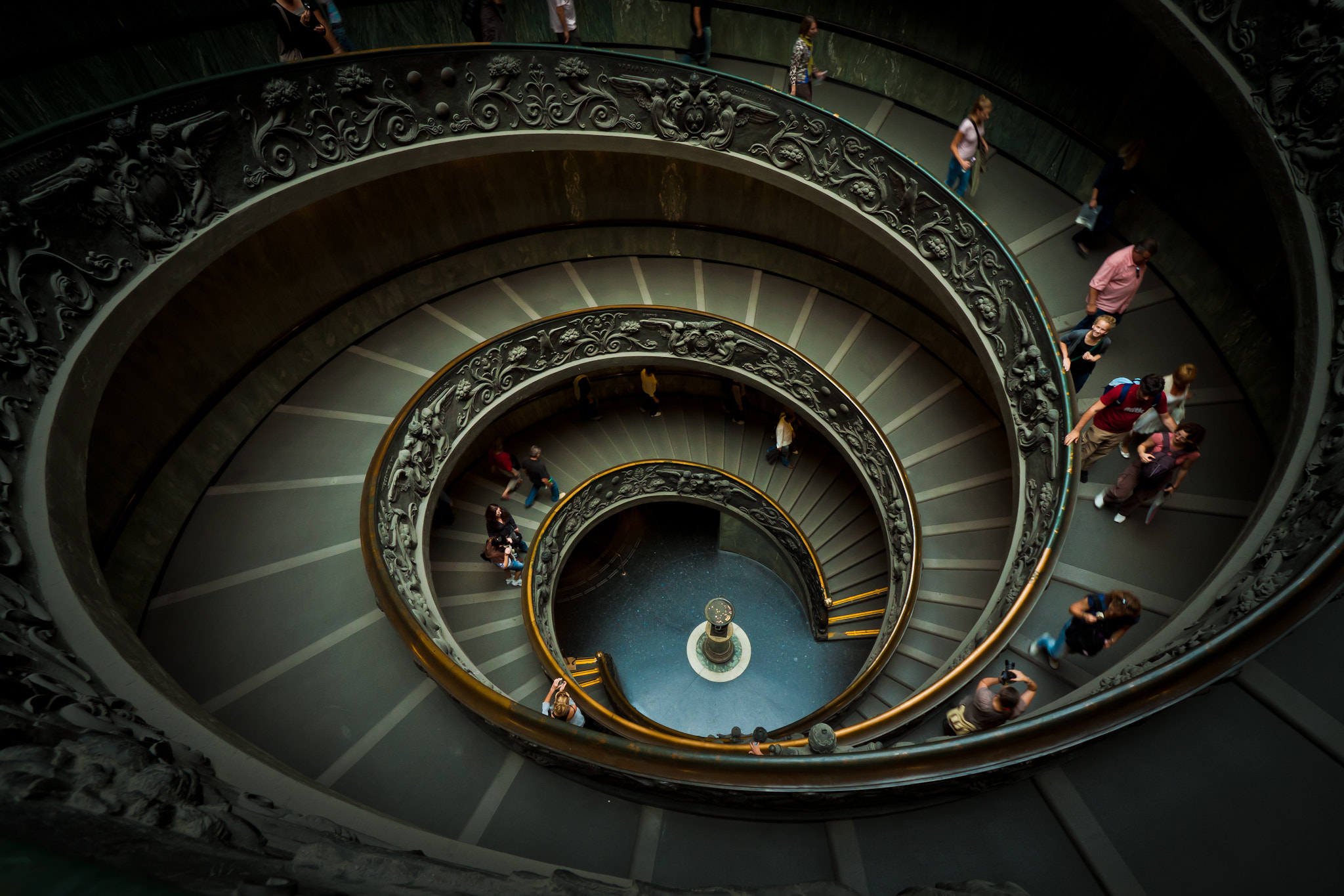 Photograph Stairs by Raymond van der Hoogt on 500px
