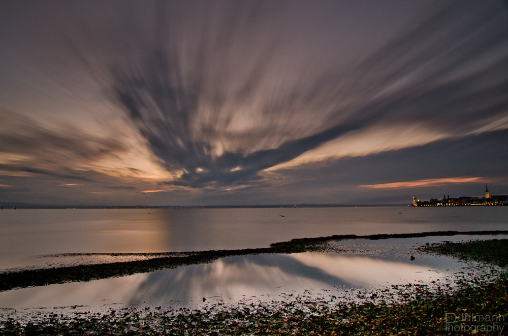 Photograph Evening at Lake Constance by Claus Puhlmann on 500px