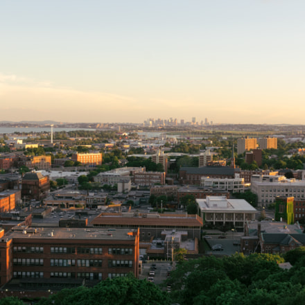 View of Boston from, RICOH PENTAX K-3, Sigma 17-50mm F2.8 EX DC HSM