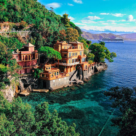 Portofino , Italy.