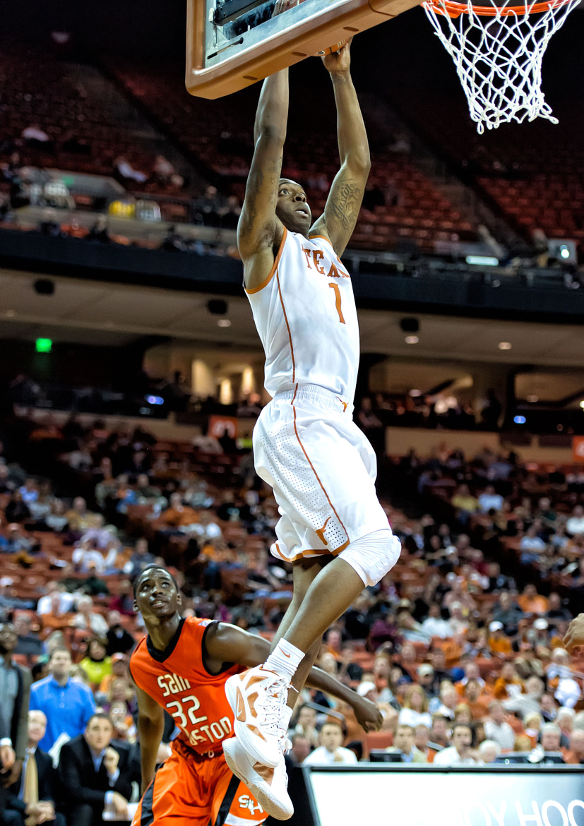 Photograph UT Longhorns Basketball by AustinPixels   on 500px