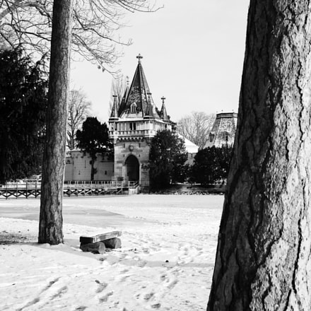 Laxenburg in Black&White_3, Panasonic DMC-L1, Leica D Summilux 25mm F1.4 Asph.