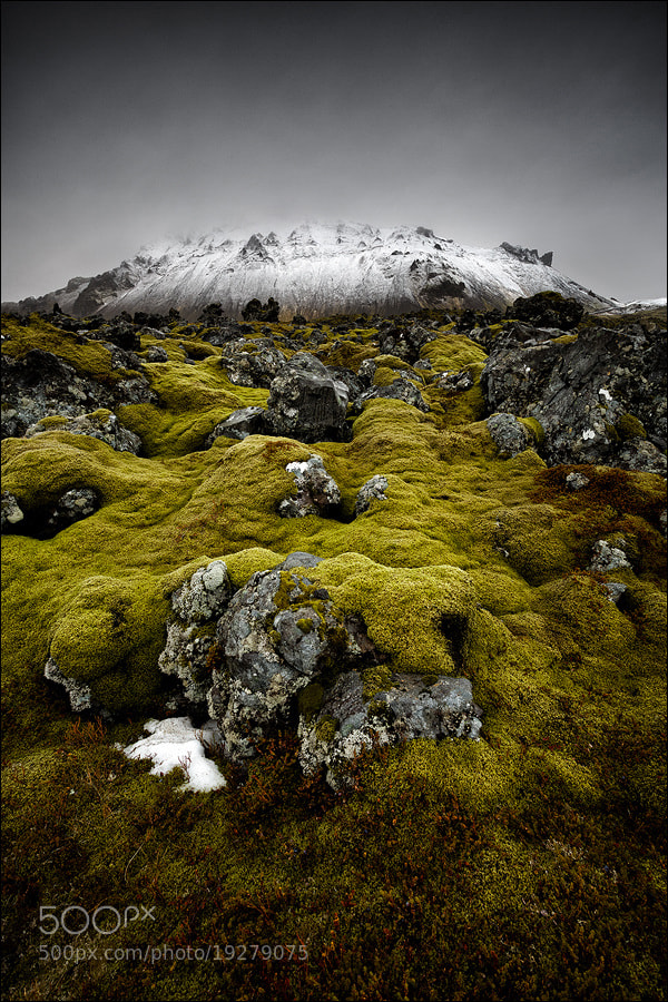 Photograph [ ... the colors of snæfellsnes ] by D-P  Photography on 500px