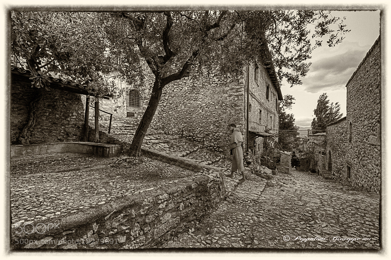 Photograph Street ☺ by Giuseppe  Peppoloni on 500px