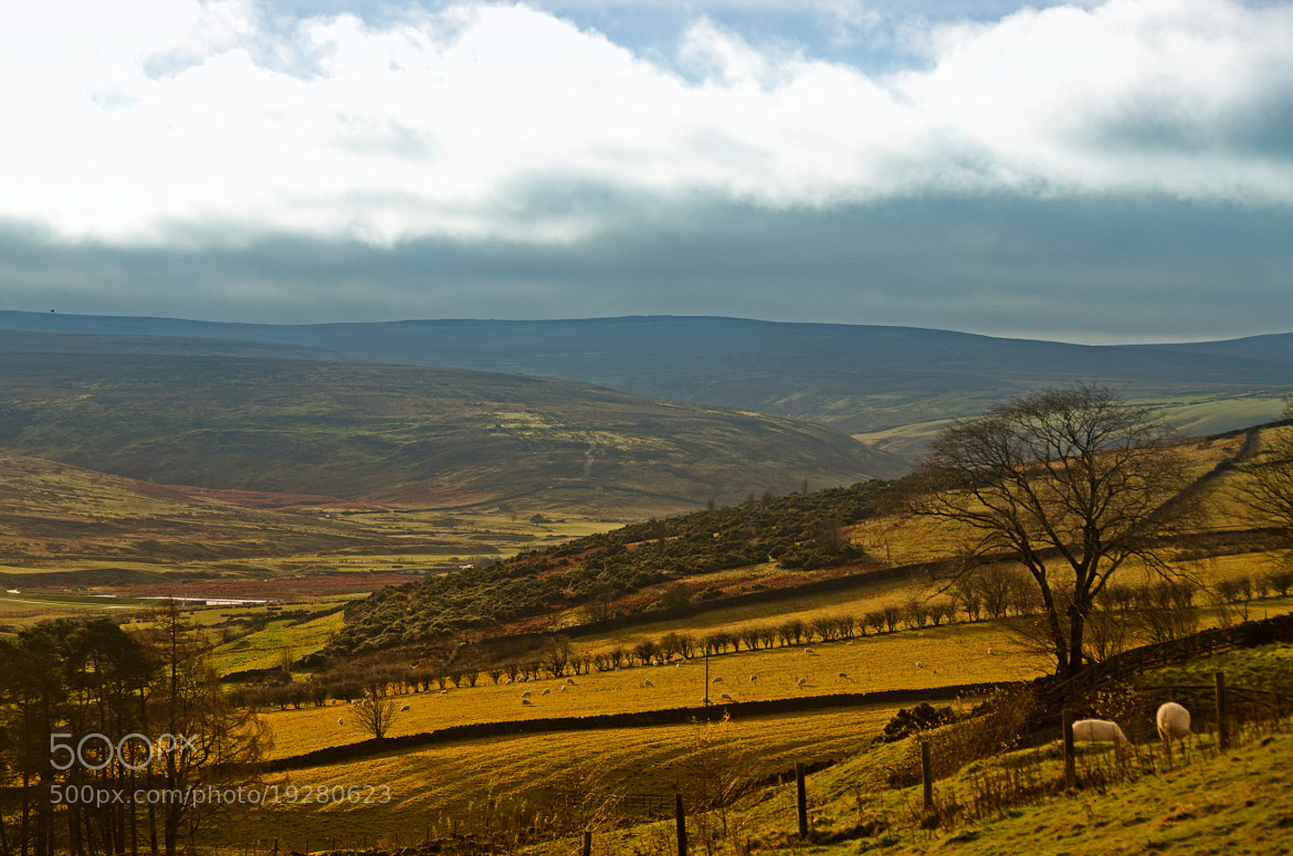 Photograph Across The Valley by Phil Robson on 500px