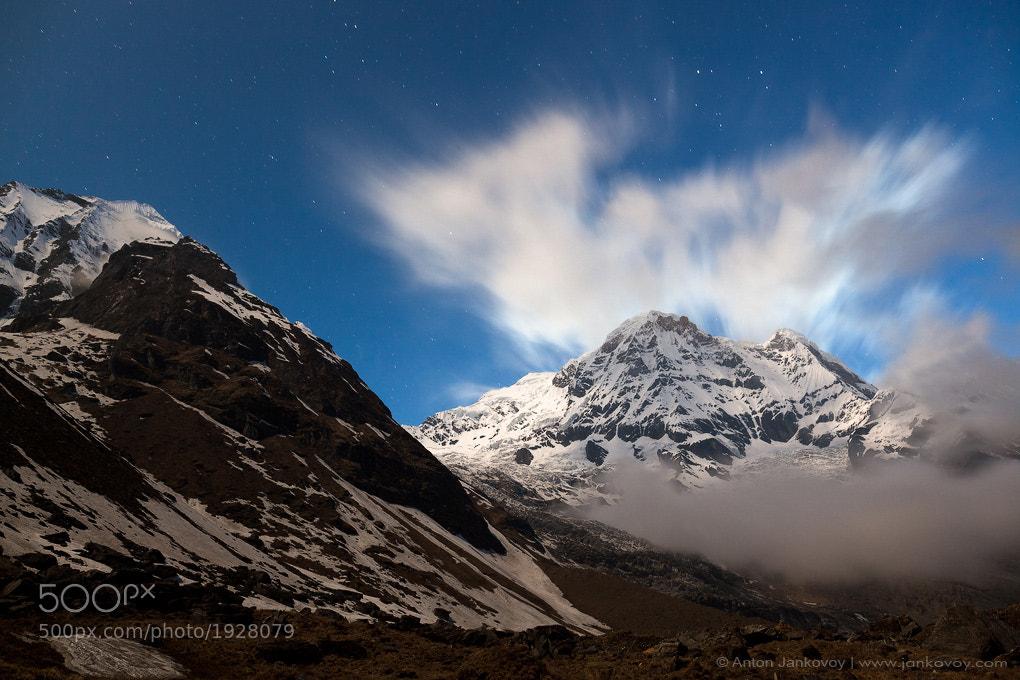 "Photograph Annapurna ""Eruption"" by Anton Jankovoy on 500px"