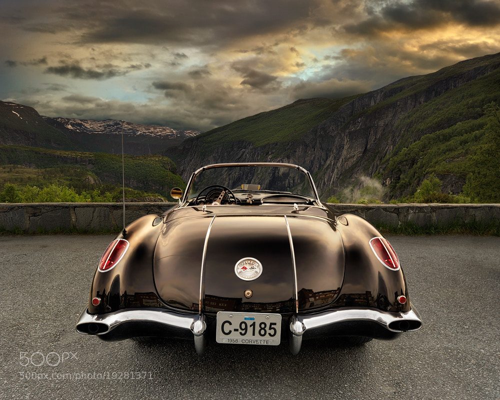 Photograph Landscape with Corvette... by Pawel Kucharski on 500px
