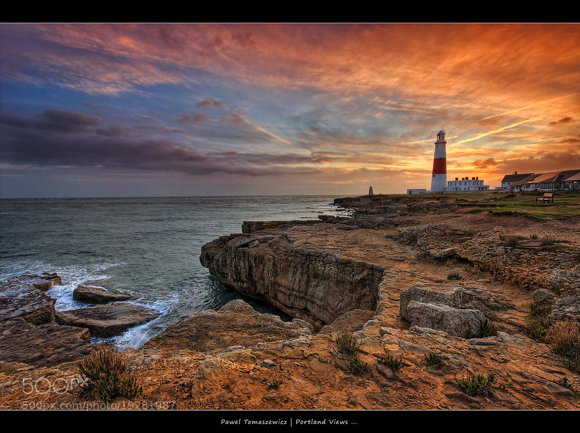 Photograph Portland Bill ... by Pawel Tomaszewicz on 500px