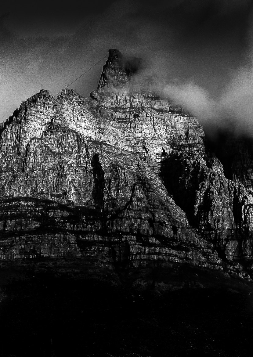 Photograph DARK MOUNTAIN by Jay Jackson on 500px
