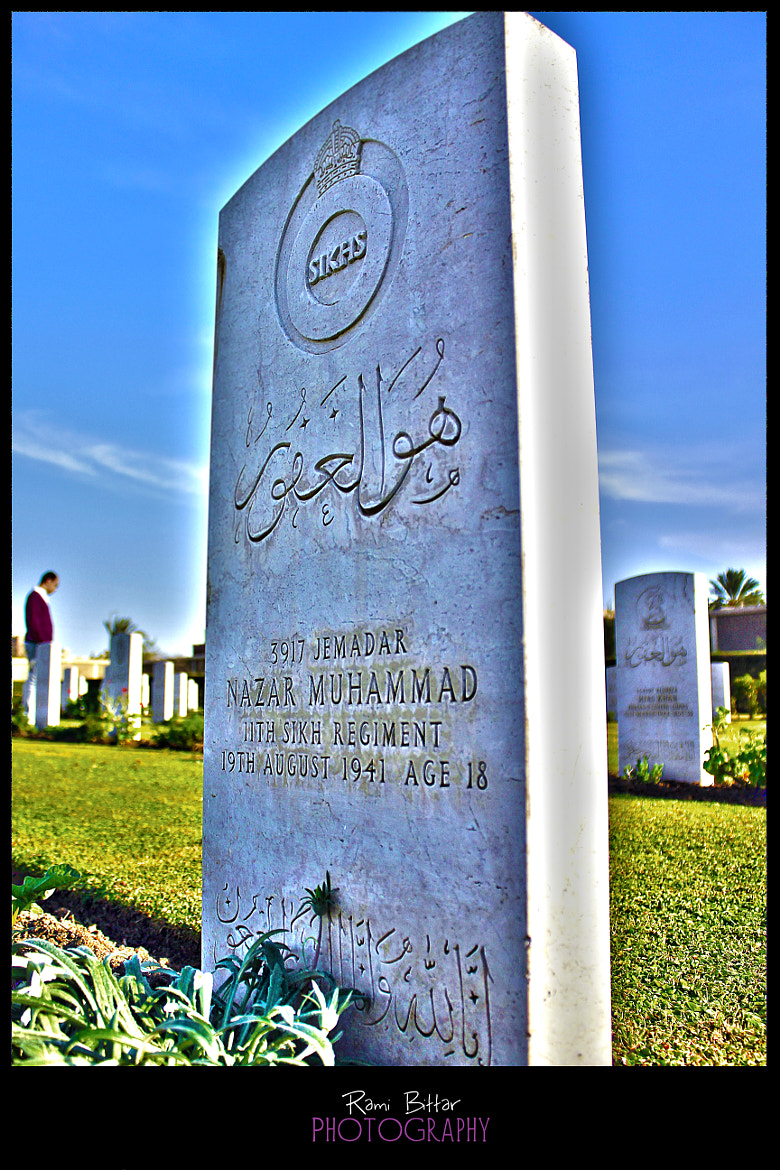 Photograph WWII Graves by Rami Bittar on 500px