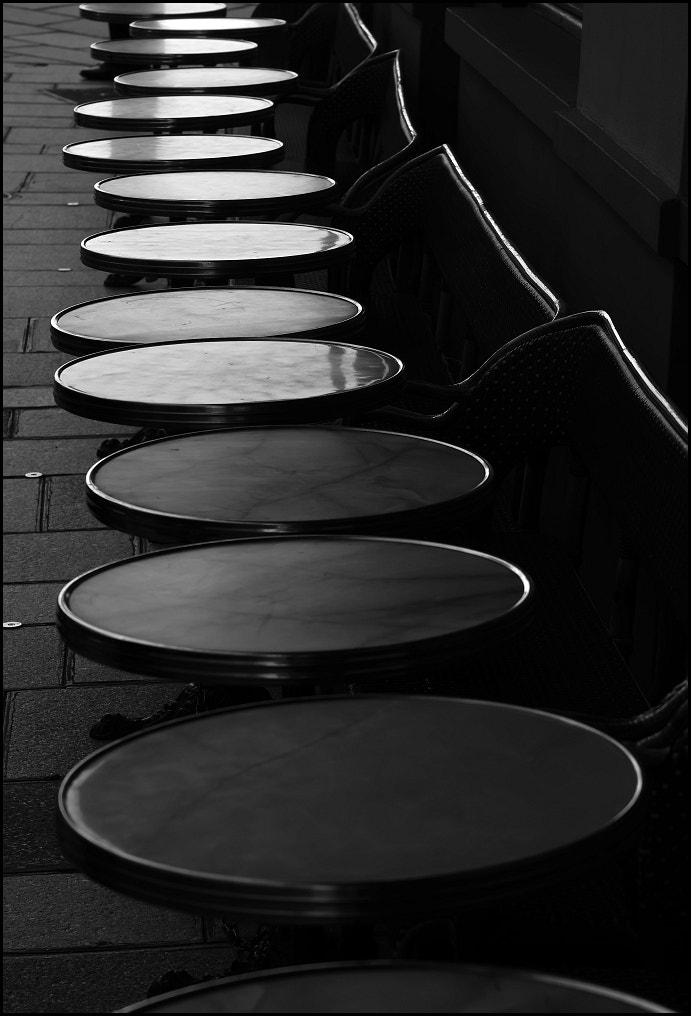 Photograph Bistrot - Paris by Charles ABESCAT on 500px