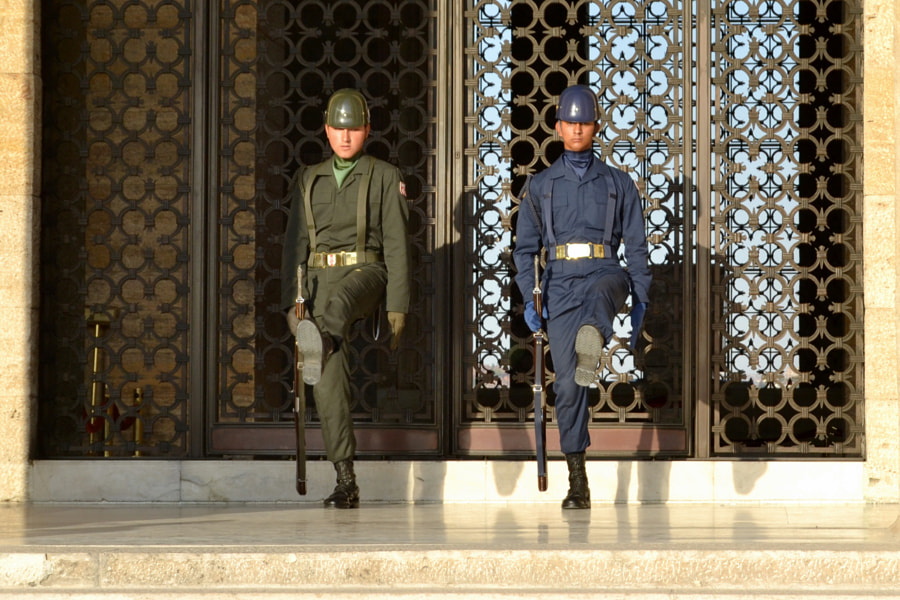 Guard Soldiers