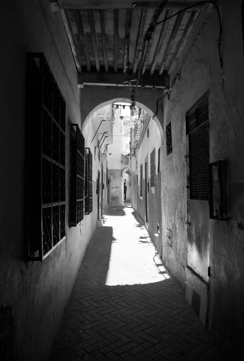 Photograph Across the shadow by Adrian de las Heras on 500px