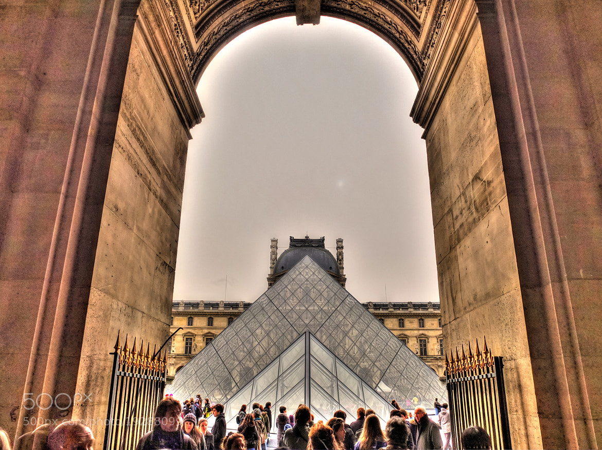 Photograph Symmetry at the Louvre by Colin Irwin on 500px