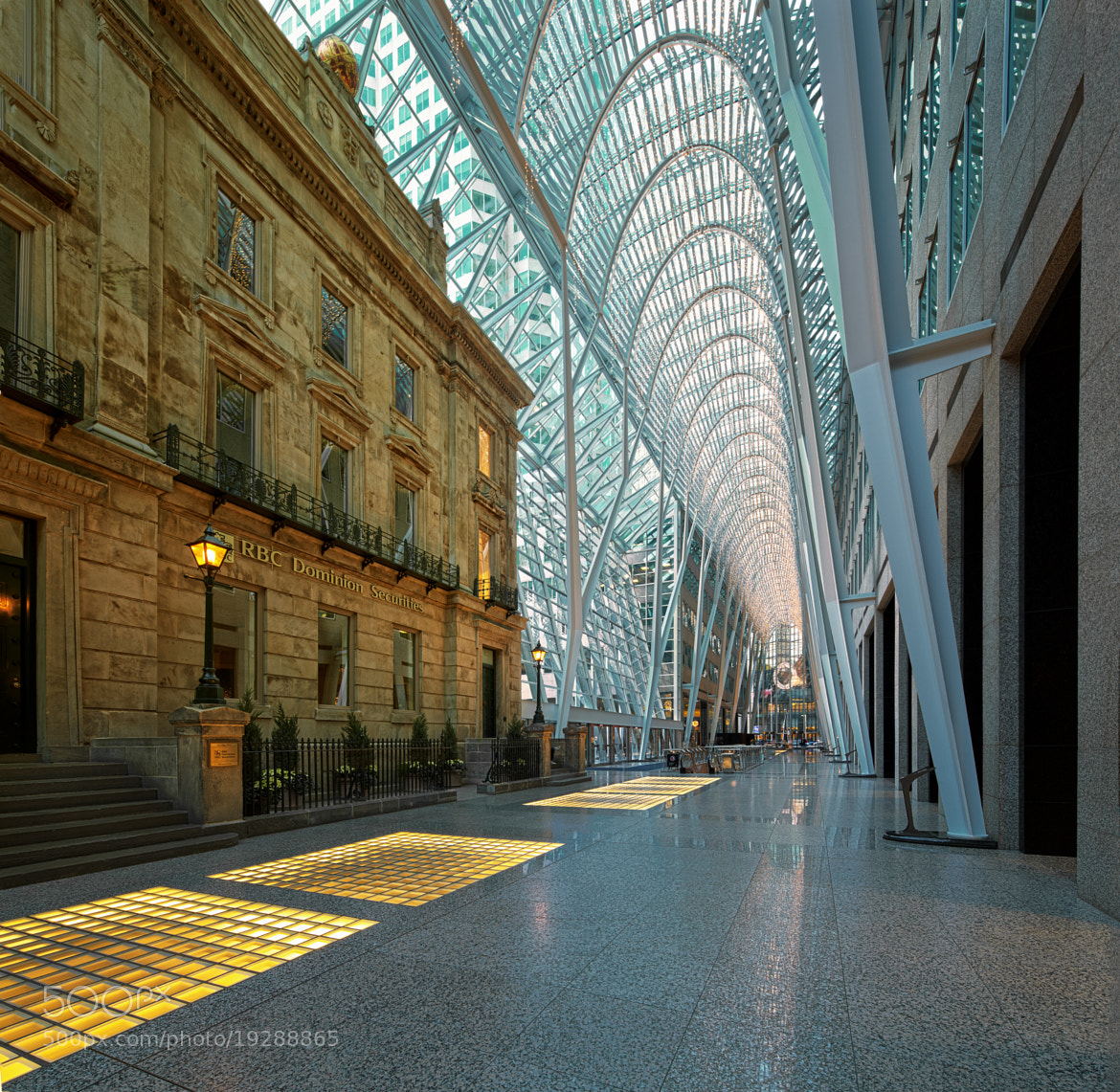 Photograph Brookfield Place by Roland Shainidze on 500px