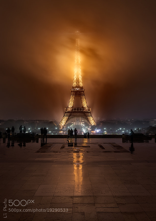 Foggy Night by Javier de la Torre (JavierLt)) on 500px.com