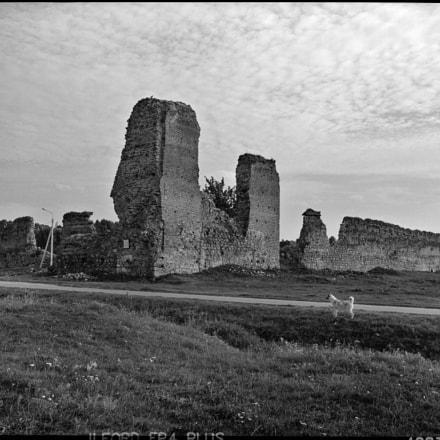 Руины в Крево