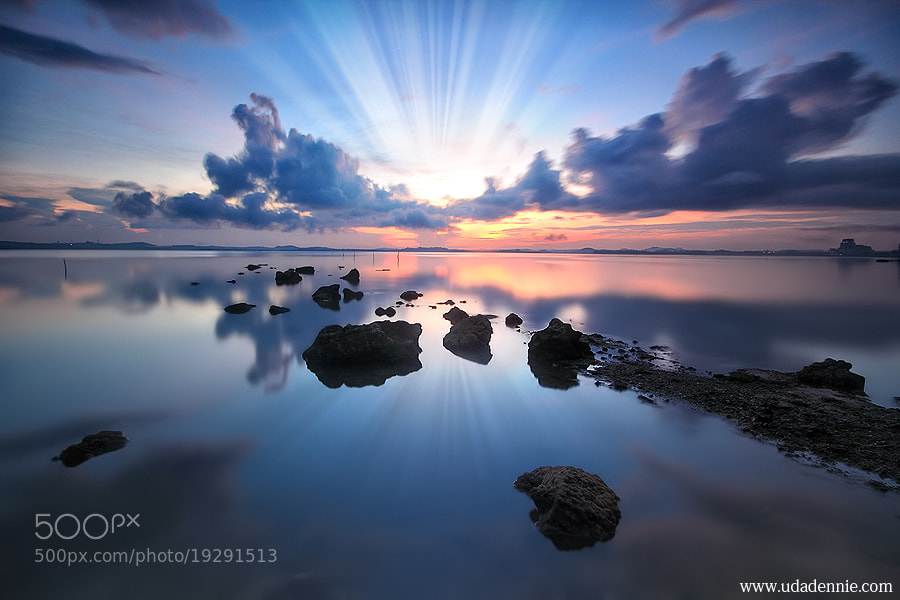 Photograph Ray of Light by Uda Dennie on 500px