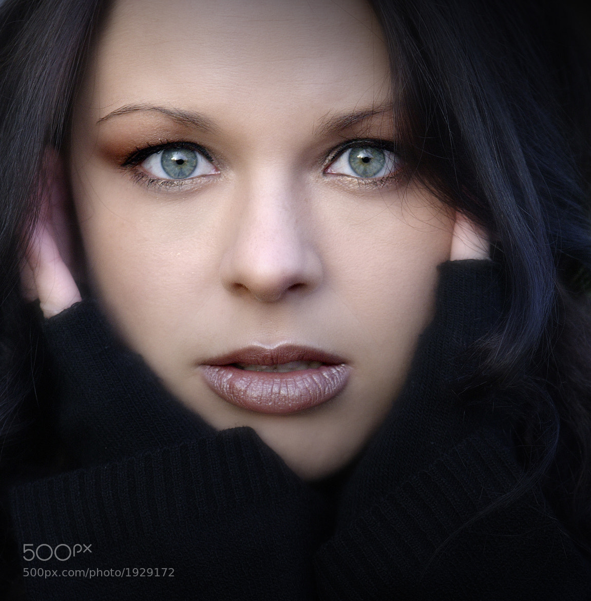 Photograph Face by Sonja Tietze on 500px