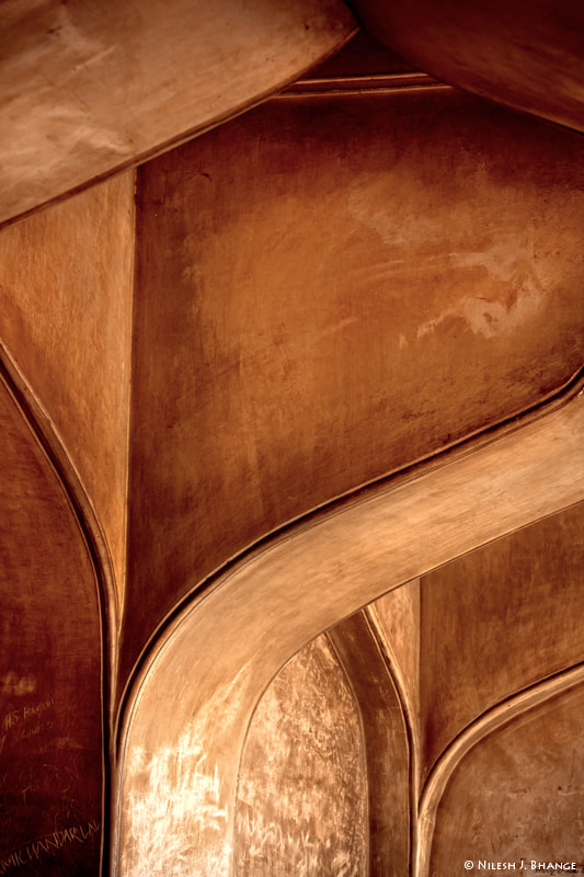 Photograph Arches Abstract by Nilesh Bhange on 500px