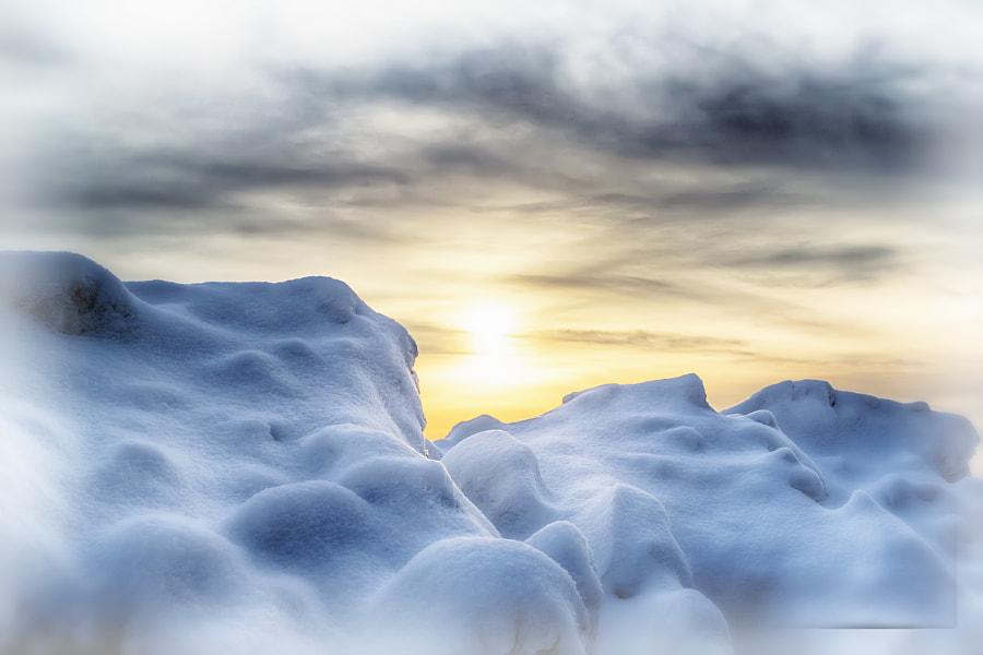 snow & sun, автор — Nick Patrin на 500px.com