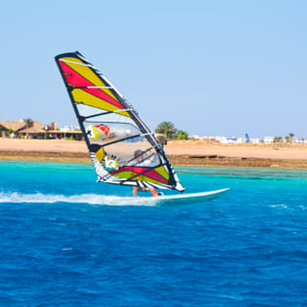 Windsurfing by Mohamed Raouf (MohamedRaouf1)) on 500px.com