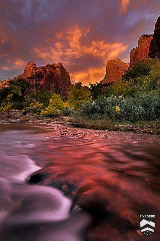 Photograph Zion by Benjamin Altenes on 500px