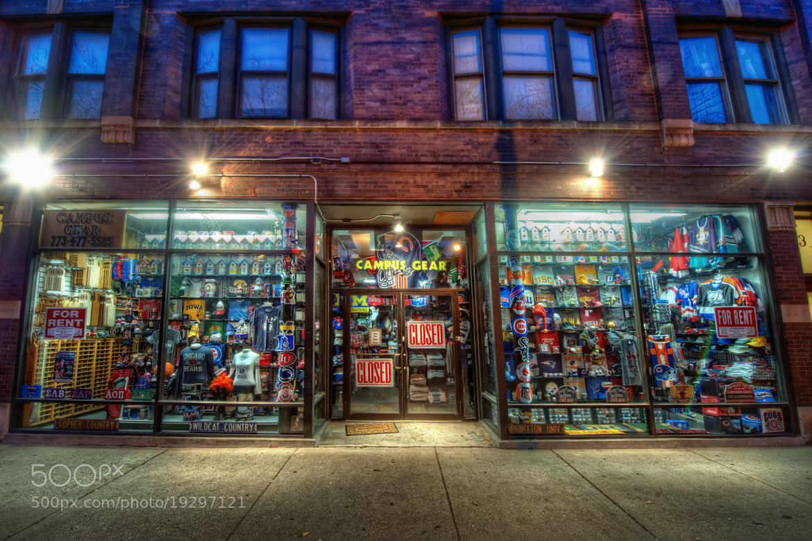 Photograph Campus Gear by Matty Wolin on 500px