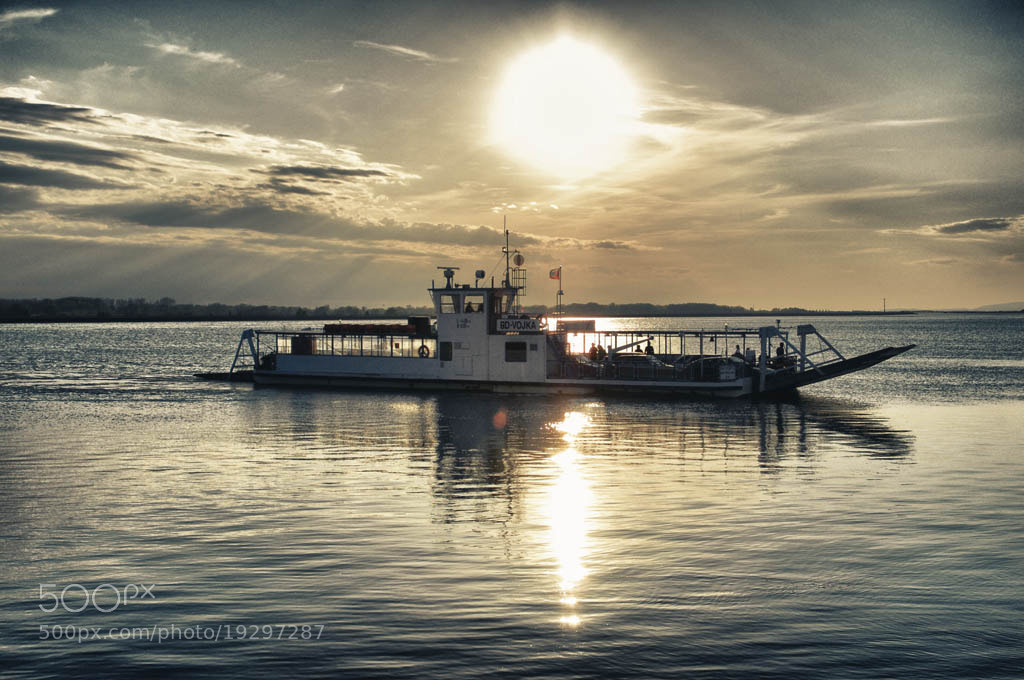 Photograph Ferry by Edmund Orzsik on 500px