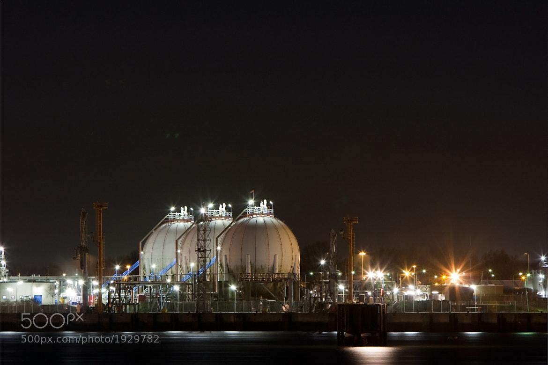 Photograph Yangtzee haven Europoort Rotterdam NL by Guido Akster on 500px