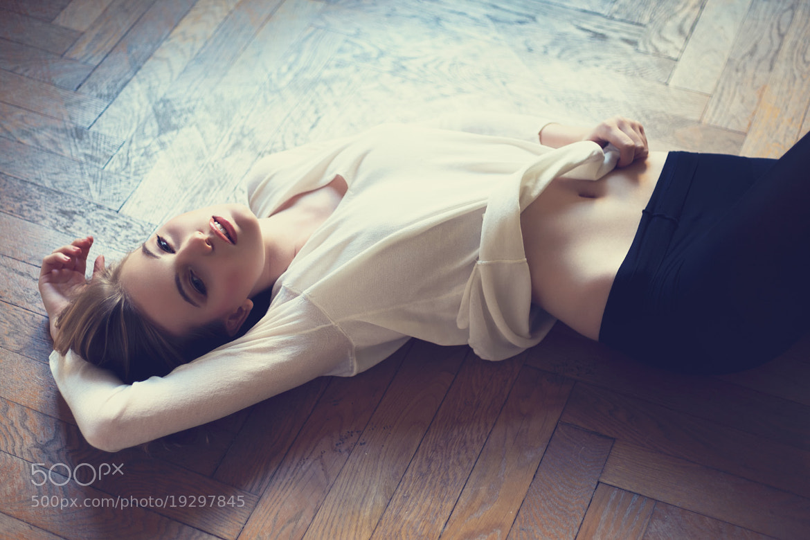 Photograph Chloé by Lëa Mirp on 500px