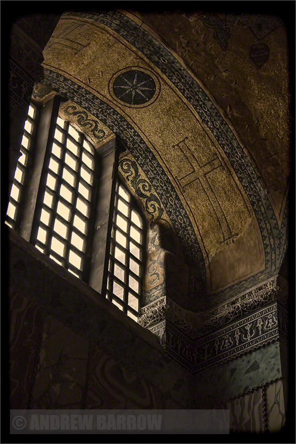 Photograph Window, Haghia Sophia by Andrew Barrow LRPS on 500px