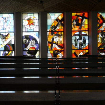 Church Windows  2