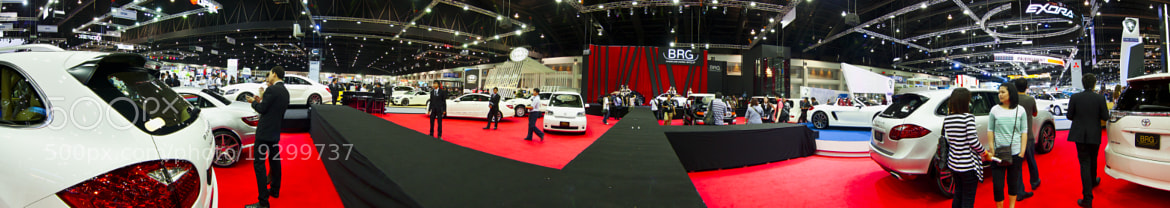 Photograph THAILAND INTERNATIONAL MOTOR EXPO 2012 by Foto Pretty on 500px