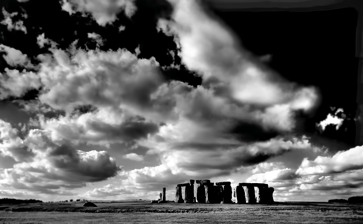 Photograph Stonehenge by Richard Tierney on 500px